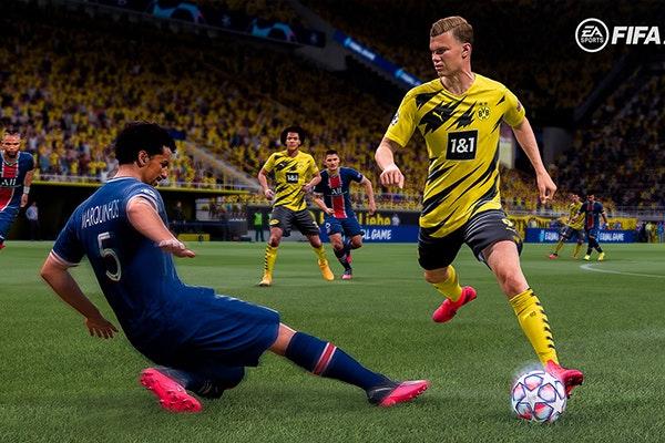 Game GranCasa: FIFA 2021