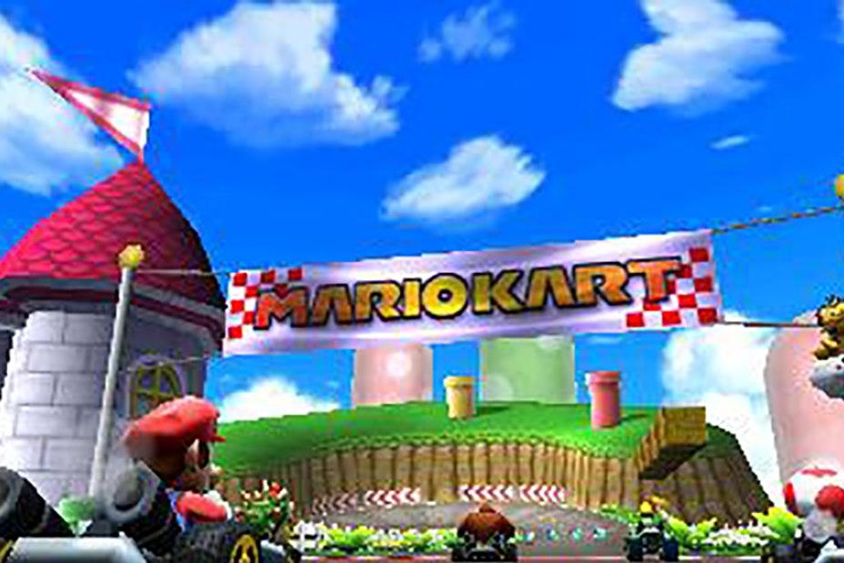 Game GranCasa: Mario Kart 7