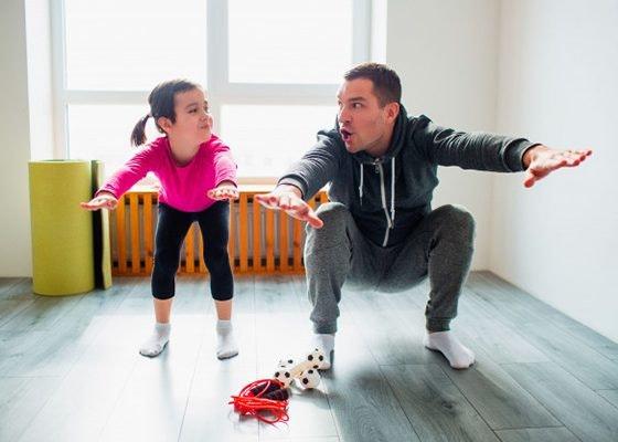 Buenos hábitos en el Día Mundial de la Salud: practicar algo de ejercicio