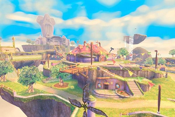 Game GranCasa: The Legend of Zelda