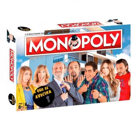 Monopoly 'La que se avecina'