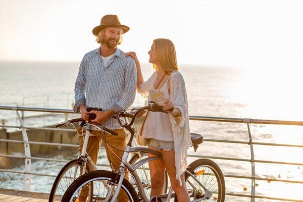 La bicicleta es el medio de transporte verde por excelencia