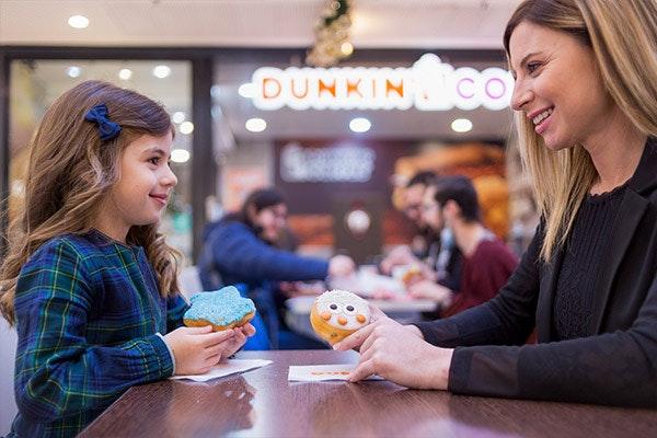 Donuts especiales de Dunkin GranCasa