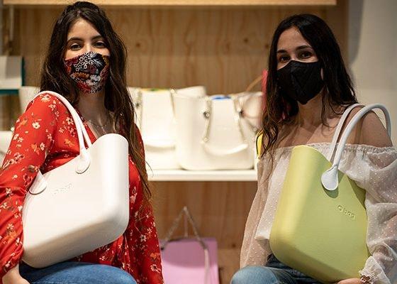 Sorteamos dos bolsos de O Bag