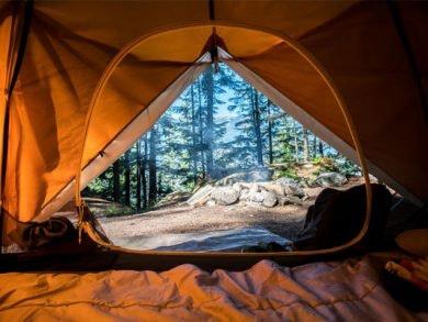 Nos vamos de acampada