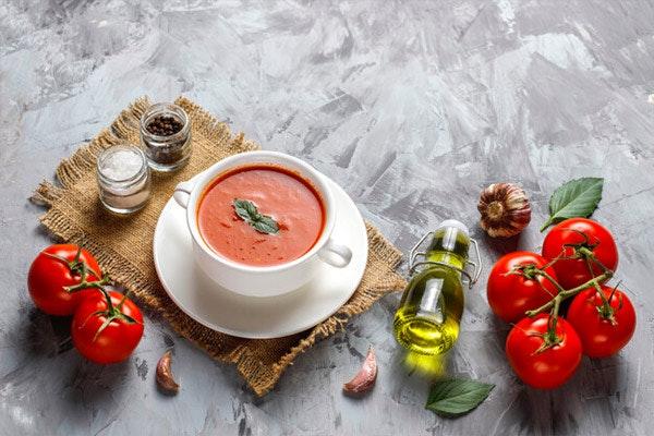 Cómo preparar un gazpacho delicioso y fresquito