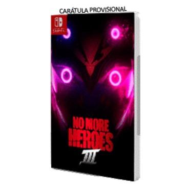 Juego No More Heroes de Nintendo