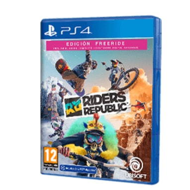 Juego Riders Republic de PS4