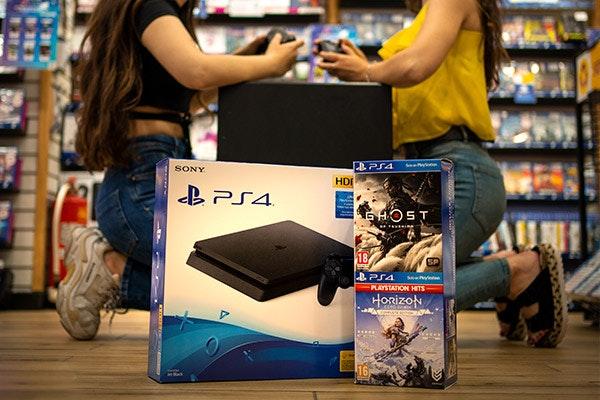 ¡Participa en el súper sorteo de una PS4!