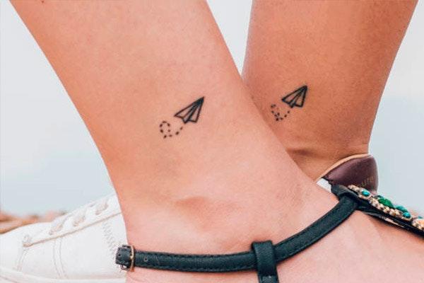 10 tatuajes para hacerte con tu amiga