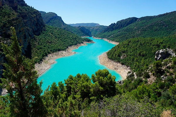 Paraísos naturales sin salir de Aragón