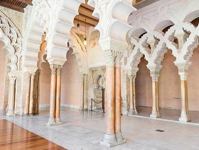 Curiosidades y Secretos del Palacio de la Aljafería