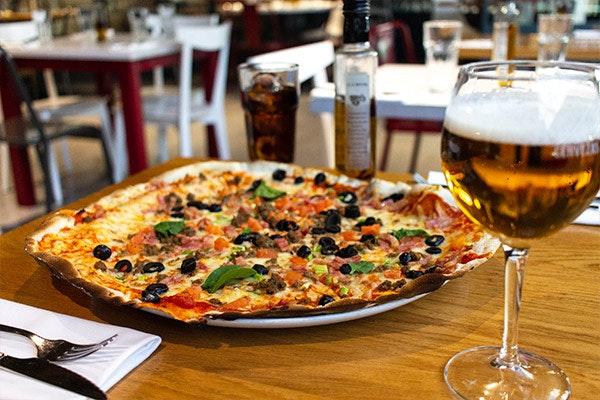 Los mejores restaurantes italianos están en GranCasa