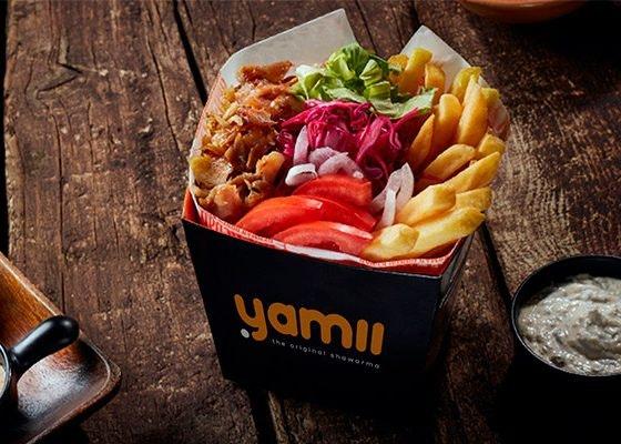 ¡Yamii se une a la oferta Gastronómica de GranCasa!