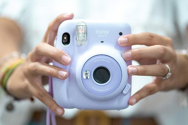 ¡Sorteamos una cámara Instax mini 11!