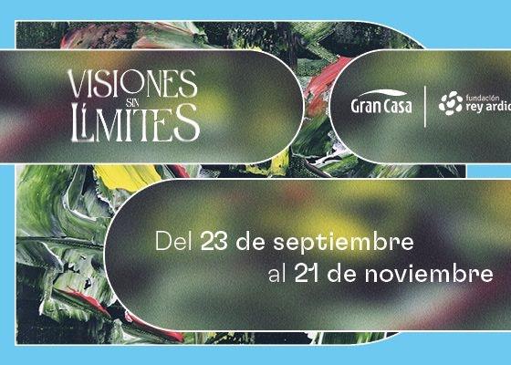 Hoy inauguramos la exposición Visiones sin límites