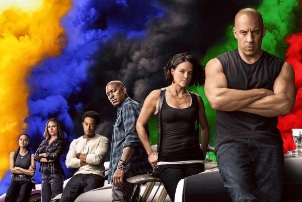 Estrenos de cine en 2021: Fast and Furious 9