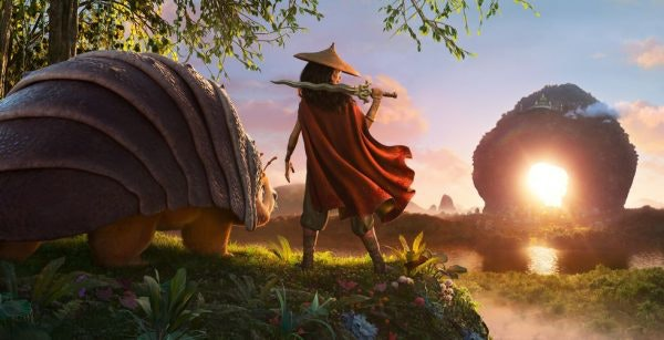 Estrenos de cine en 2021: Raya y el último dragón