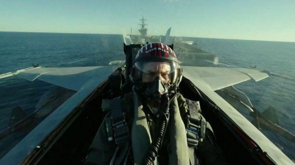 Estrenos de cine en 2021: Top Gun Maverick