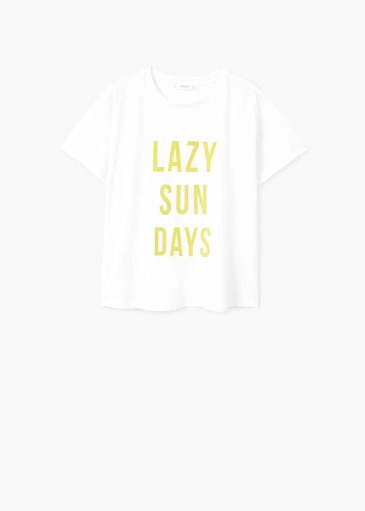 Mango, T-shirt, 12,99€