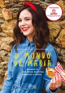 O Mundo de Maria, de Maria Manuel Bernardino, 16,60€, na Fnac