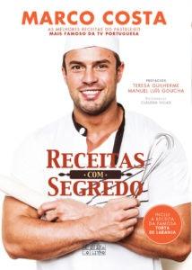 Receitas com Segredo de Marco Costa, 16,90€, na Fnac