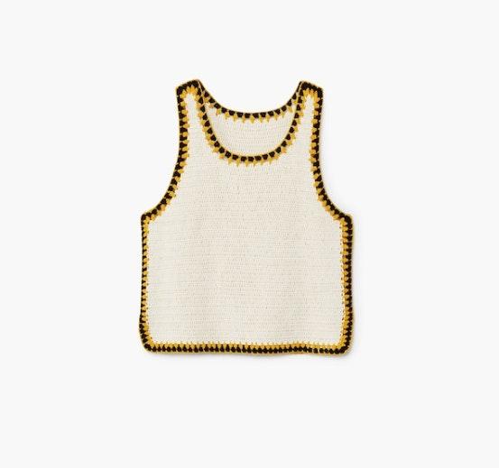 Top crochet, 25,99€