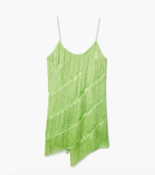 Vestido franjas, 59,99€