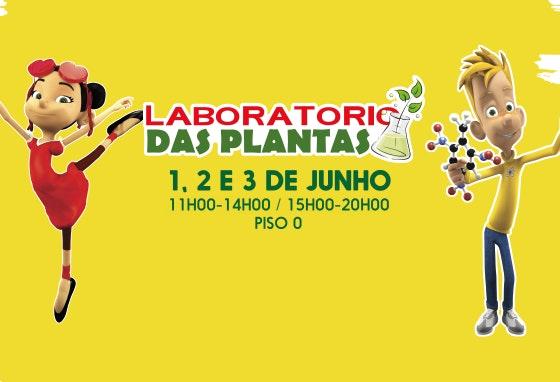 Dia da Criança: há um laboratório de plantas à sua espera