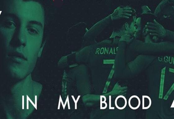 Torça pela Seleção com Shawn Mendes