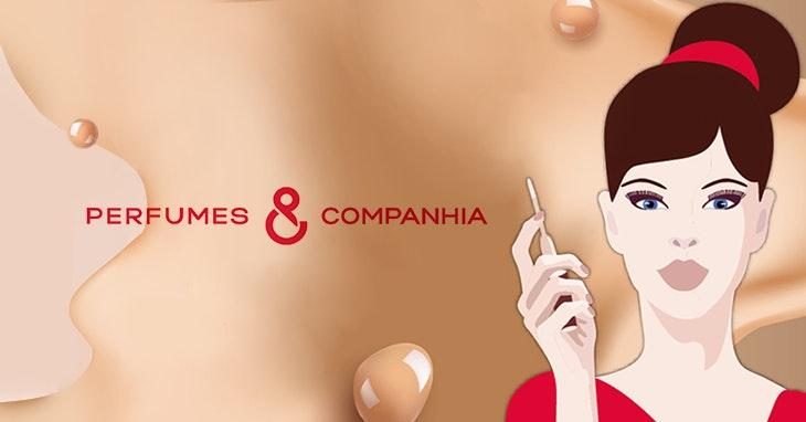 maquilhagem Perfumes&Companhia