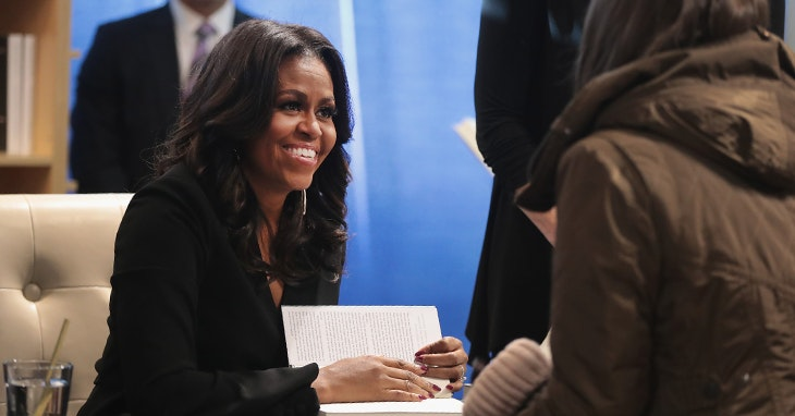 """Becoming"": O novo livro intimista de Michelle Obama"