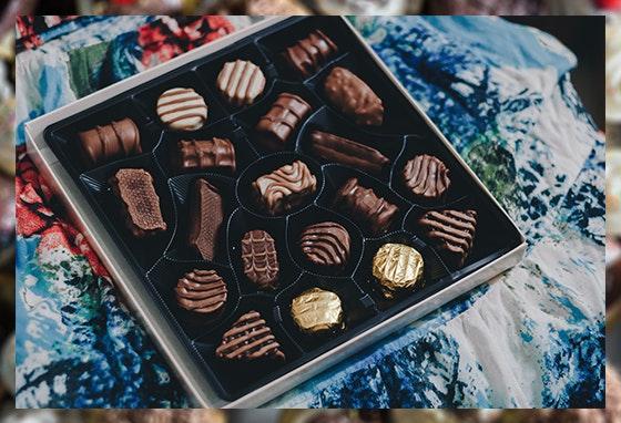 Os melhores doces deste Natal estão na Hussel!