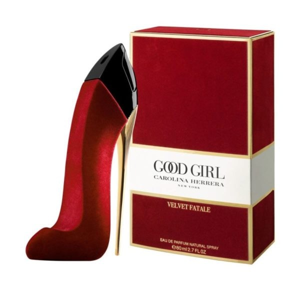 Carolina Herrera Good Girl Velvet Fatale 80ml, antes 126,60€ e agora 97,48€