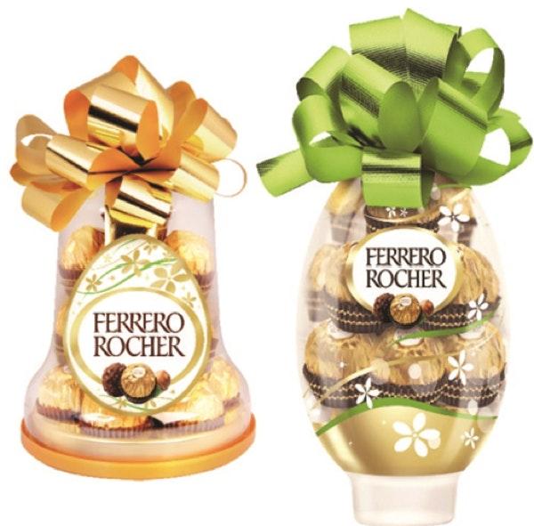 Ovo Ferrero Rocher, Continente, 7,39€