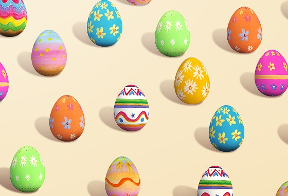 Como tornar a Páscoa mais doce? Com chocolates, claro!