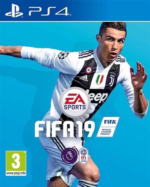 FIFA 19, Cex, 50€