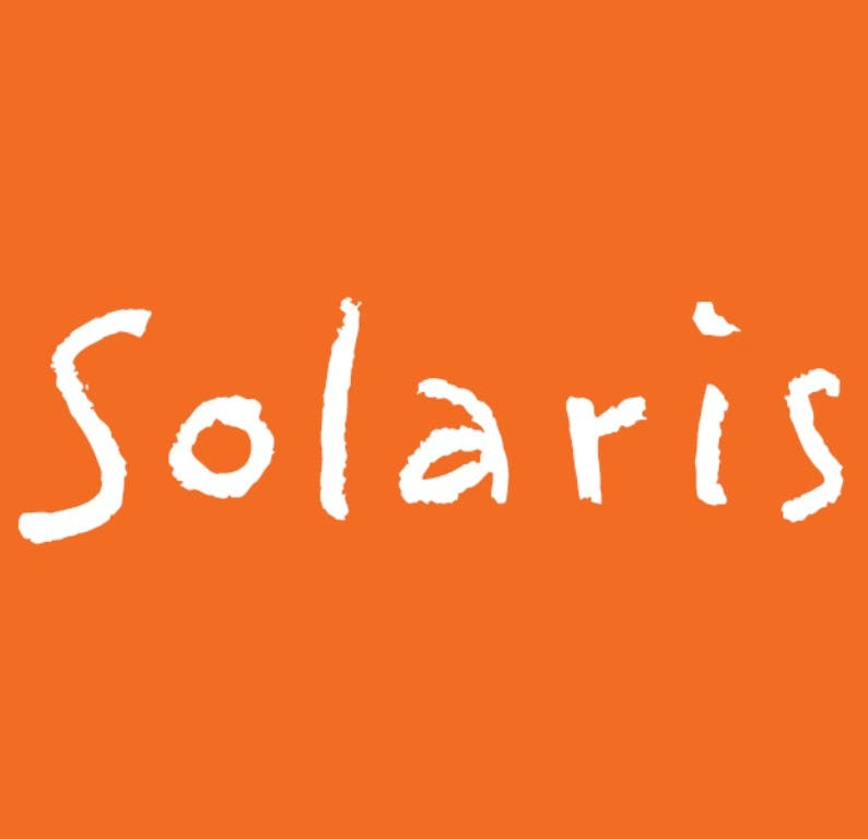 Logotipo Solaris