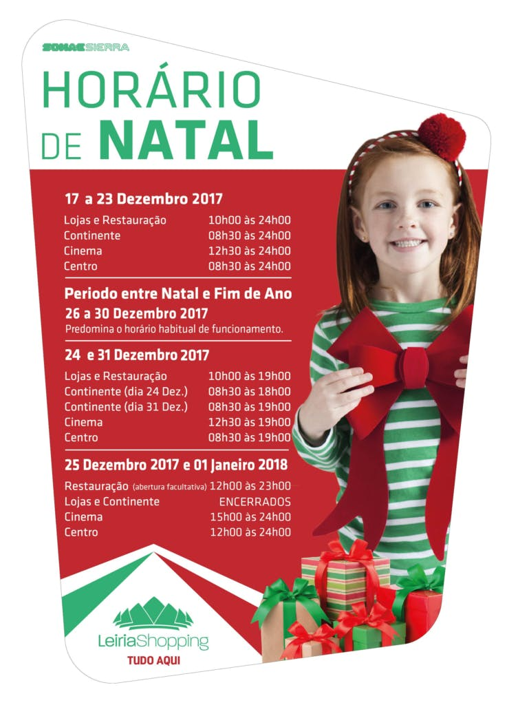 LEI_HORARIO NATAL