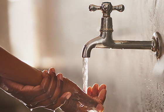 Nós Poupamos Água, e você?