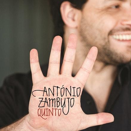 """""""Quinto"""" de António Zambujo, 11,90€"""