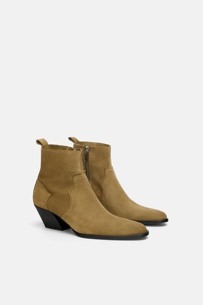 Botins Zara, 49,95€