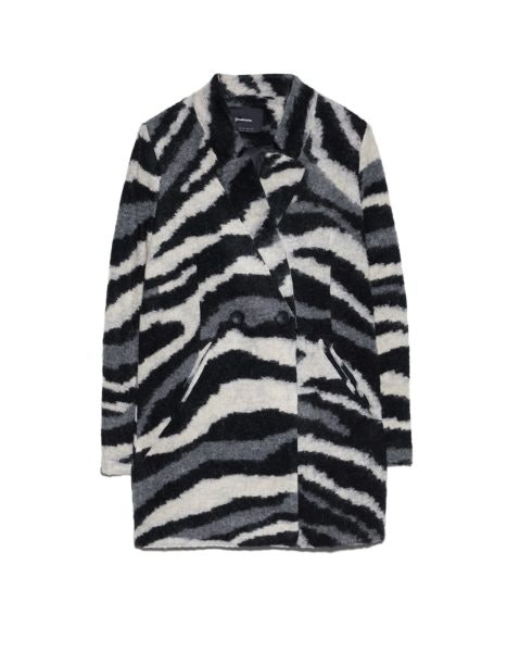 Casaco zebra, Stradivarius, 39,99€