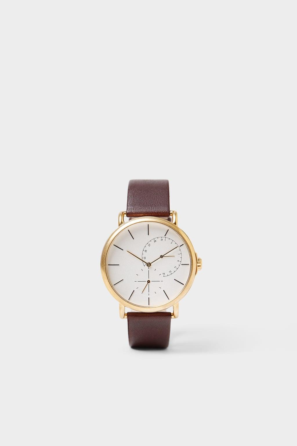 Relógio Zara, 59,95€