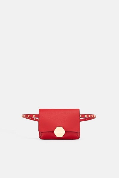 Bolsa Zara, antes a 19,95€ e agora a 9,99€