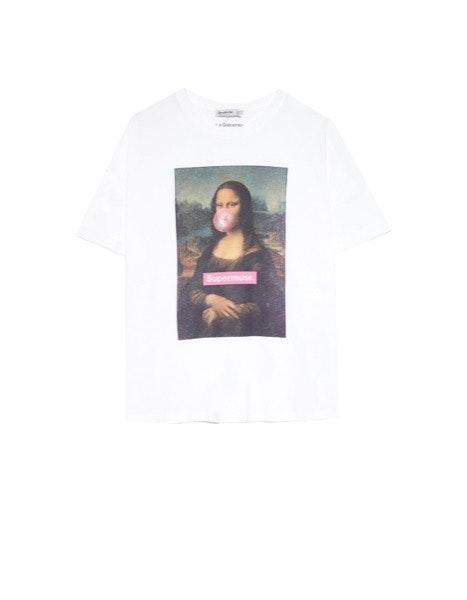 T-shirt Stradivarius, 12,99€