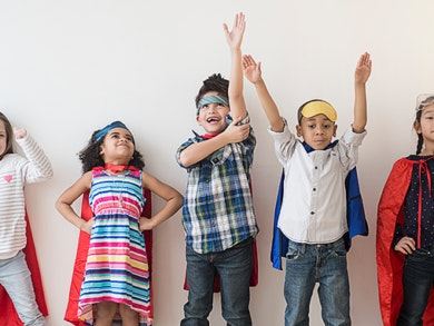 10 máscaras de Carnaval para os miúdos