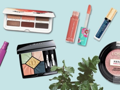 Entramos na primavera munidas de produtos para uma maquilhagem colorida e irreverente. Saiba aqui como os usar e onde encontrar todos os produtos.