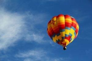Balão de ar quente