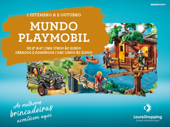 Playmobil no LoureShopping